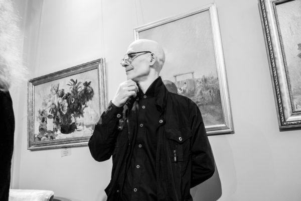 Выставка акварели и живописи Анатолия Никольского