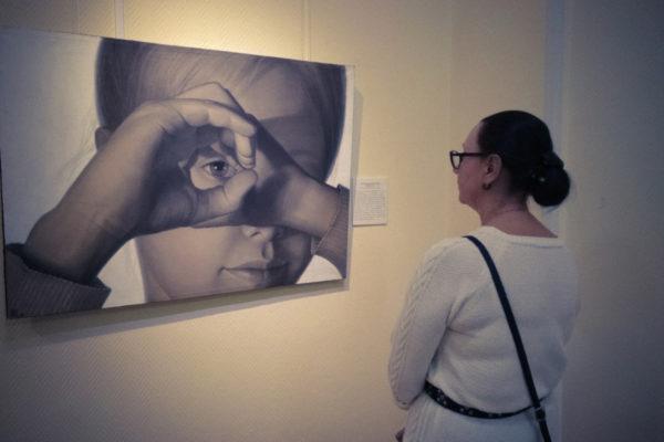 Выставка Анастасии Кузнецовой-Руф и Ивана Коршунова