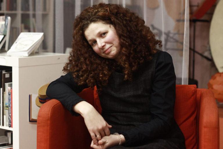Встреча с Евгенией Шадриной-Шестаковой
