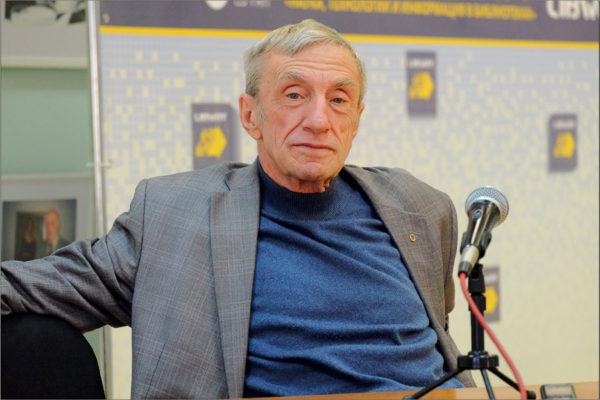 Встреча с Сергеем Беличенко в ГПНТБ
