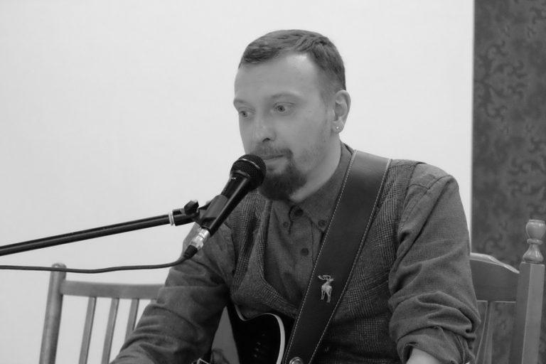 Илья Оленев в галерее Джазиум