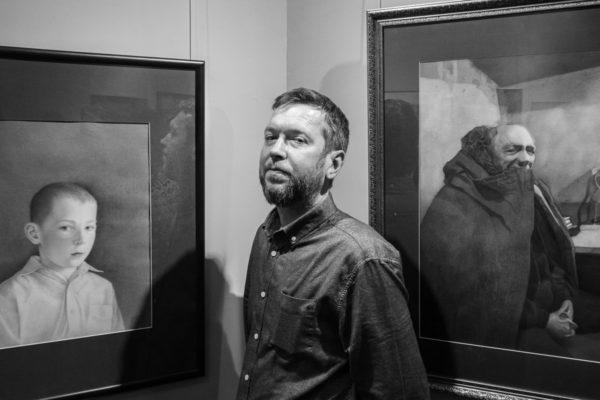 Выставка Евгения Молодина в Союзе художников